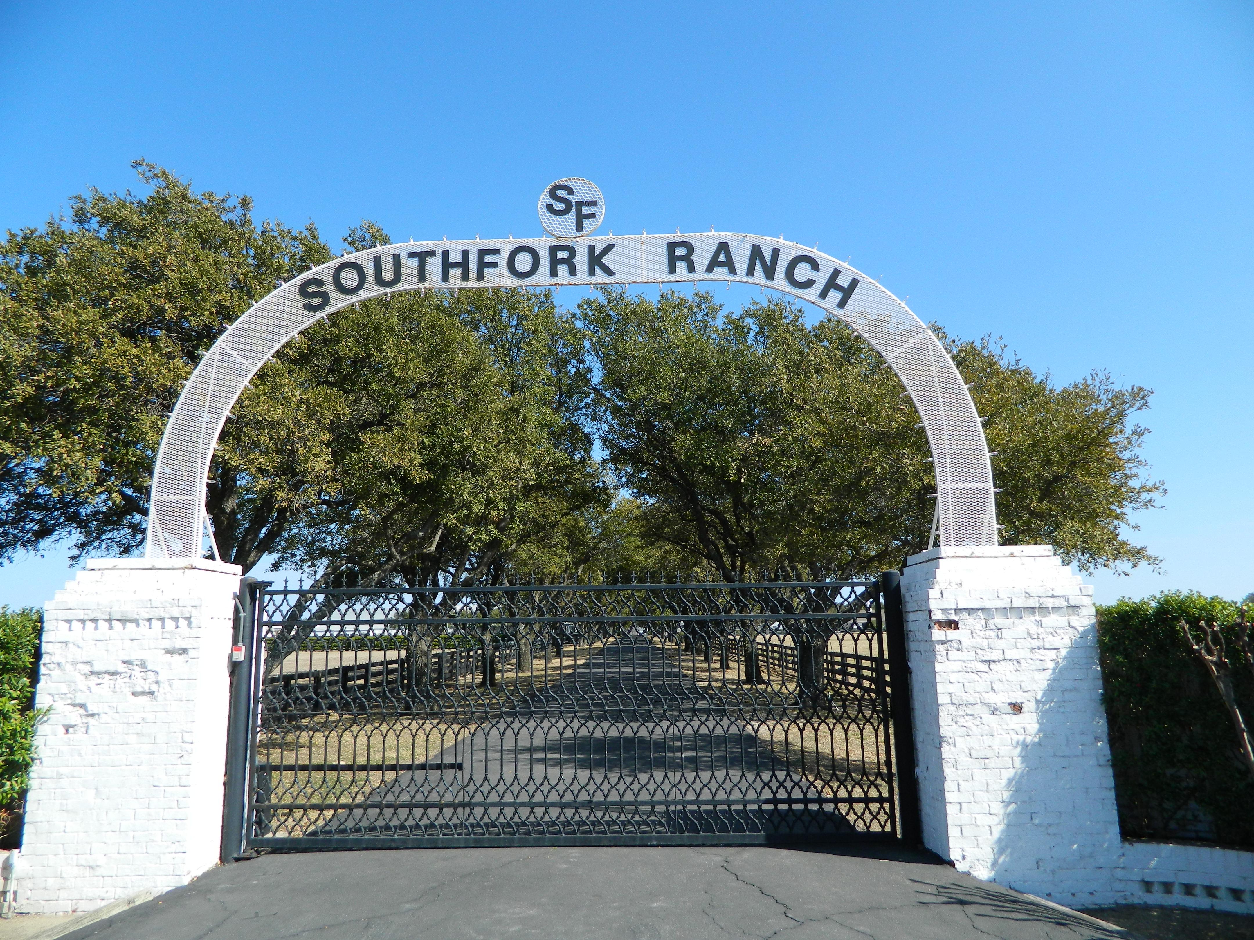Southfork gate