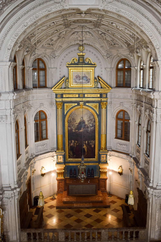 Residenz Chapel