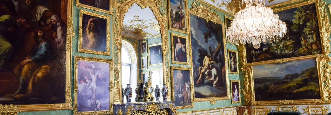 Residenz Palace Museum in Munich