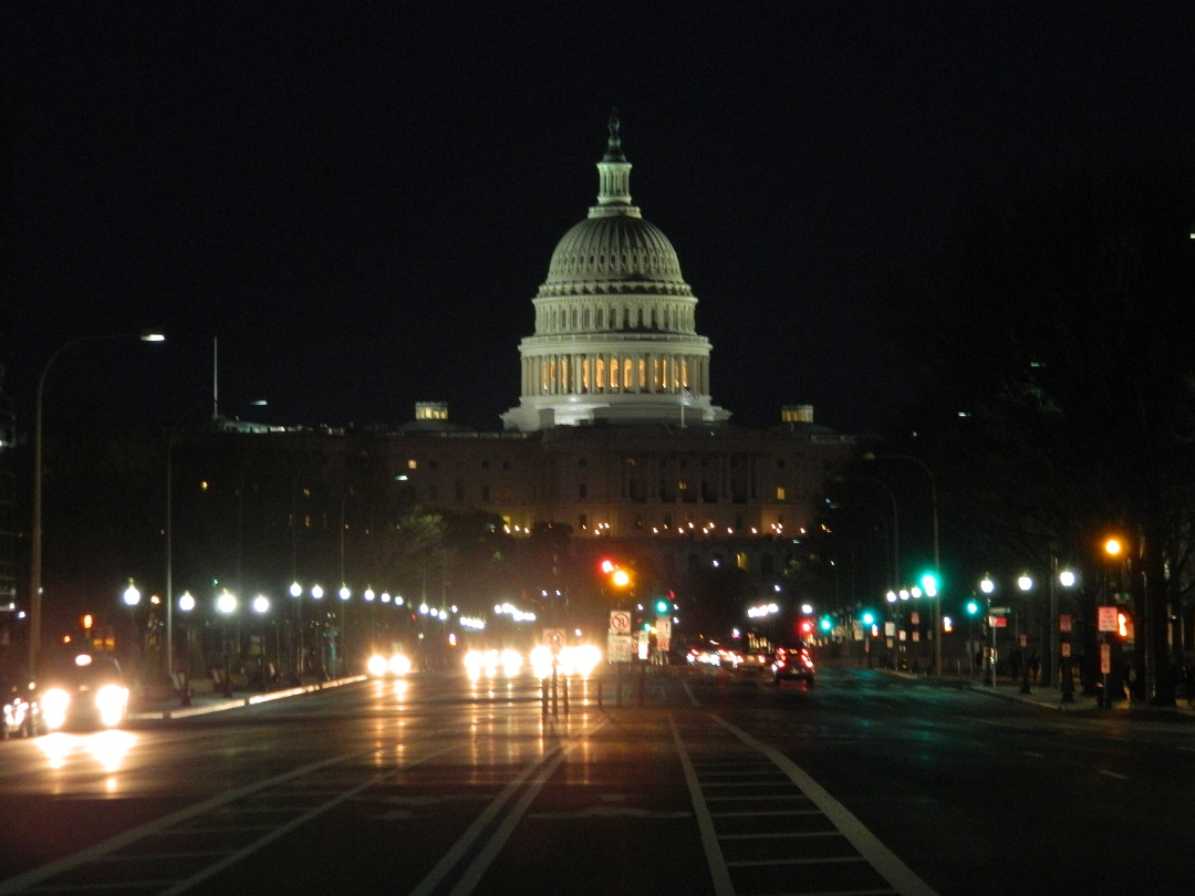 Capitol at Night