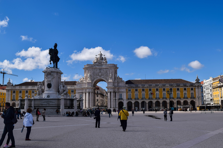 Praça do Comércio Day 1