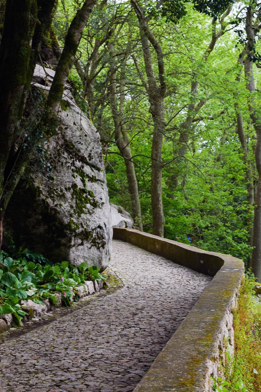 Castelo dos Mouros path