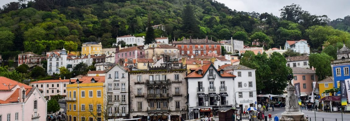 Sintra: More Romance in Portugal