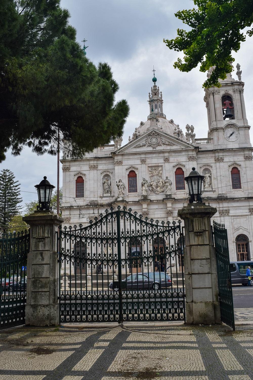 Jardim da Estrela entrance